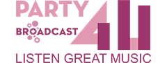 Broadcast Party4U Λογότυπο